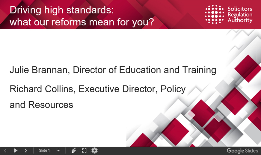 Driving high standards what our reforms mean for you.jpg